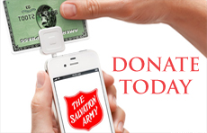 Donate Today To The Salvation Army of Northeast Ohio